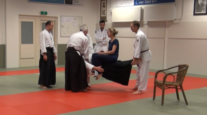 Kokorodo Aikido Training